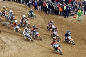 Eastern and Europen Motocross Championship - Pomorie